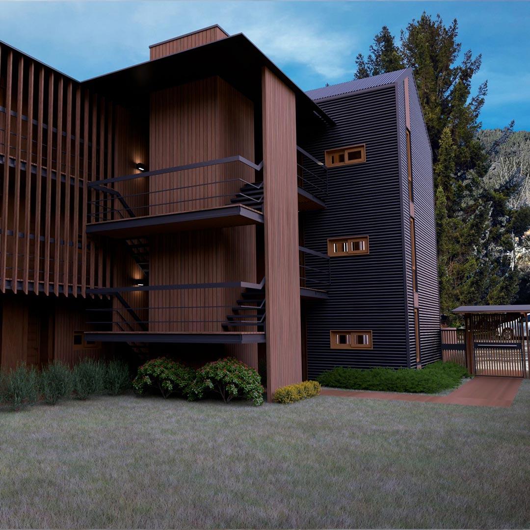 Edificio Vivero 5